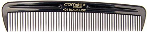 Comair Black Profi-Line Peigne Poche 404b