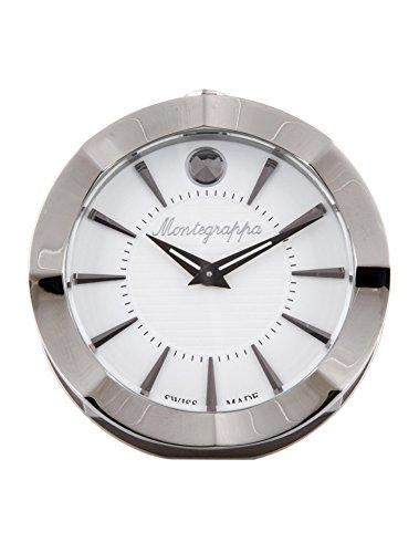 Orologio da Tavolo grande TAVOLO rotondo e quadrante bianco e lancette...