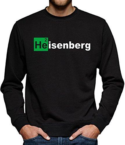 Heisenberg Helium Sweatshirt Pullover Herren M Schwarz