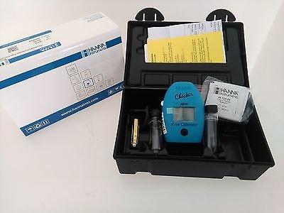 Medidor de cloro, colorímetro manual para cloro libre piscina y Wellness