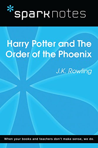 Harry Potter and the Order of the Phoenix (SparkNotes Literature Guide) (SparkNotes Literature Guide Series) (English Edition)