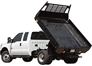 Flatbed Truck Hoist Kit - 5-Ton Capacity, 8ft. to 12ft. Flatbed