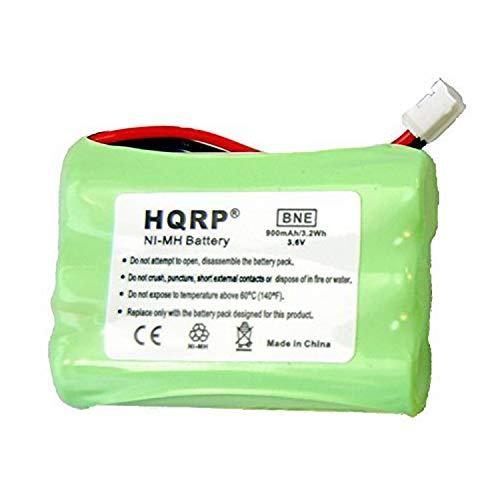 HQRP Batterie de téléphone 900 mAh Ni-Mh pour Bang & OLUFSEN BeoCom 6000, 3HR-AAAU, 70AAAH3BMXZ, T373 2.4GHz