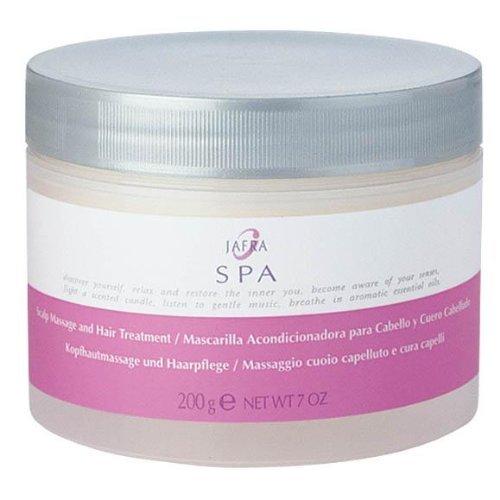 Jafra Spa - Masajeador de cuero cabelludo y cuidado del cabello, 200 g de Jafra Cosmetics