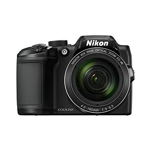 Nikon COOLPIX B500 Digital Camera (Black) by Nikon