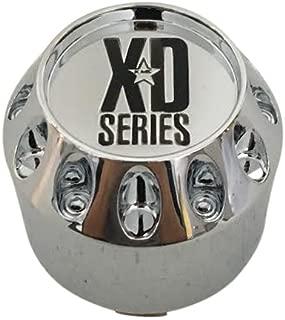 KMC XD Series 464K75 905K75 S504-11 Chrome Wheel Center Cap