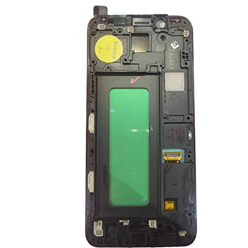 LYXDZW Pantalla De Teléfono Móvil Ajuste Fit For Samsung Galaxy A6 2018 A600 A600F A600FN Conjunto Digitalizador De Pantalla Táctil con Marco Pantalla táctil de visualización FF