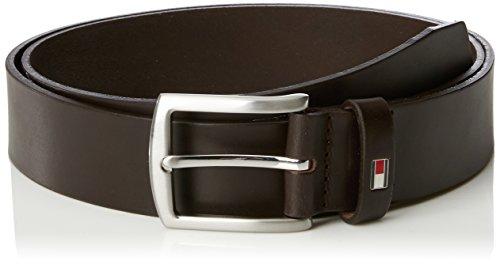 Tommy Hilfiger NEW Denton 3.5 Belt, Cintura Uomo, Marrone (TESTA DI MORO 965), 110 cm