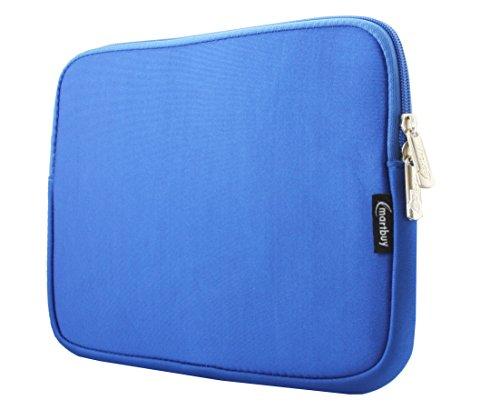 emartbuy Royal Blau Wasserresistent Neopren Soft Zip Hülle Cover Hülle 10-11 Zoll Geeignet Für Ausgewählte Geräte Unten Aufgetragen