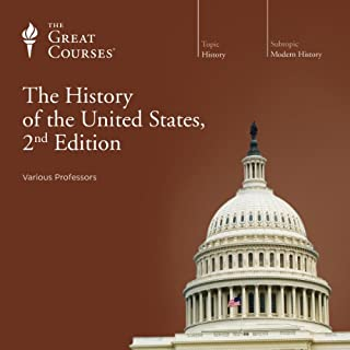 The History of the United States, 2nd Edition audiobook cover art