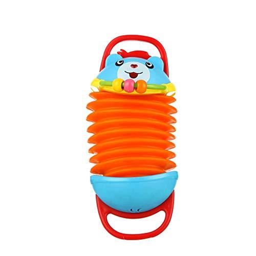 WanuigH Kleines Akkordeon Kleinkind-Musical Spielzeug for Alter 0-3 Musikinstrument Akkordeon-Spielzeug-Kind Akkordeon Spieluhr Anfänger Umweltfreundliche Music Collection Kinder Geschenk