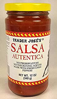 Best trader joe's salsa autentica Reviews