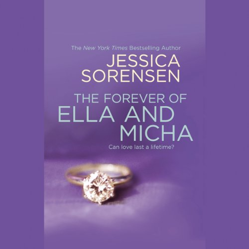 The Forever of Ella and Micha audiobook cover art