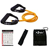 Best Resistance Bands - FITSY® Resistance Band Toning Tube + Door Anchor Review