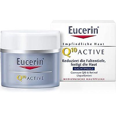 Eucerin Q10 Active Anti-Falten Nachtpflege Creme, 50 ml Cream by Eucerin