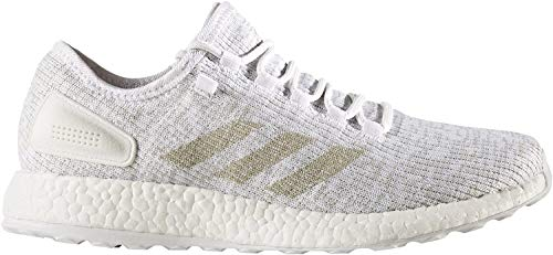 Mens adidas PureBoost Trainers in White - UK 4