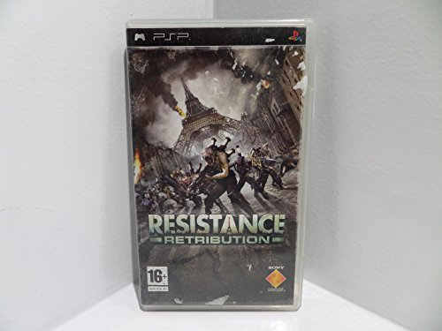 SONY COMPUTER ENTERTAINMENT RESISTANCE RETRIBUTION PLATINU