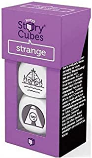 Rory's Story Cubes Strange by The Creativity Hub Ages 6+ - 1 or more Players