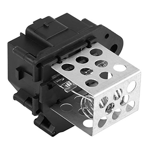 Resistor del ventilador del interruptor del motor del ventilador del radiador de enfriamiento del motor del coche para 308 2007-2013
