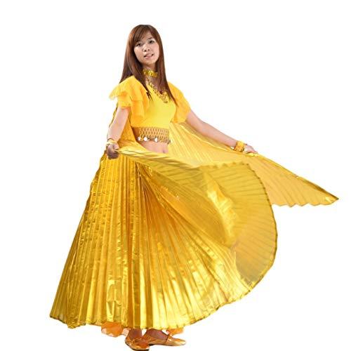 Danza del vientre egipcia Egipto baile del traje Alas de Isis desgaste de la danza del ala