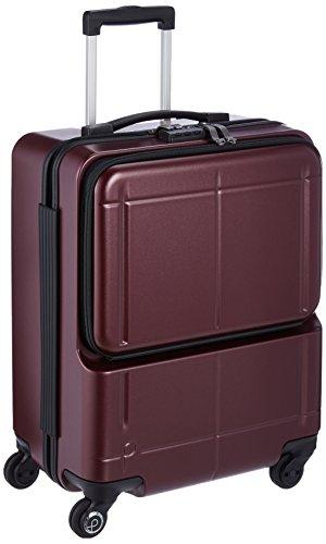 [プロテカ] スーツケース 日本製 マックスパスH2s サイレントキャスター 機内持ち込み可 保証付 40L 46 cm 3.3kg ワイン