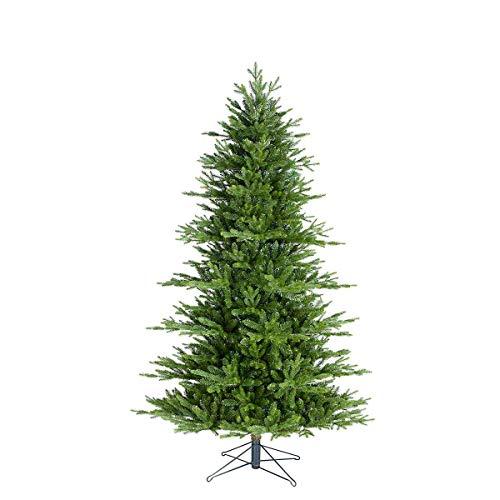 BLACK BOX - Albero di Natale Artificiale Macallan, Rami, 155 cm, 1040, Verde