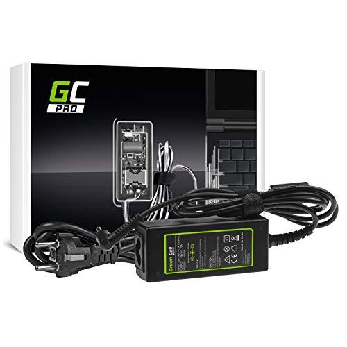 GC Pro Cargador para Portátil ASUS X201E Vivobook F200CA F200MA F201E Q200E S200E X200CA X200M X200MA X202E Ordenador Adaptador de Corriente (19V 1.75A 33W)