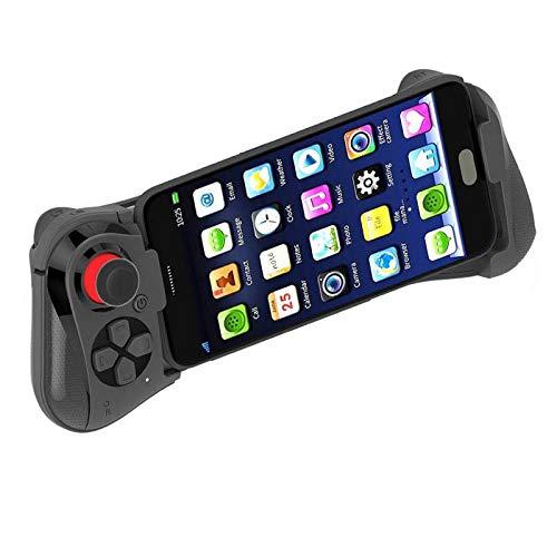 DZSF Gamepad inalámbrico Bluetooth V3.0 Android Joystick VR Controlador telescópico Gamepad para Juegos para teléfono PUBG Mobile Joypad