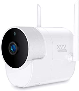 Global Version Youpin Xiaovv Outdoor Panoramic Camera 1080P HD Home Security Surveillance Camera Waterproof Dustproof Wire...