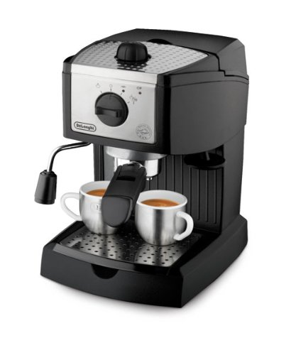 Delonghi - Pump Espresso Maker - EC155