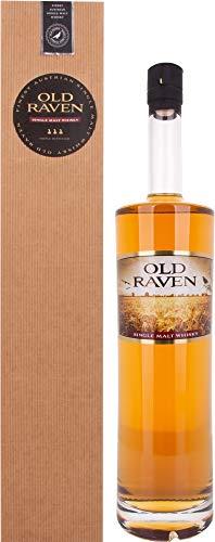 Old Raven Triple Distilled Single Malt Whisky - 1.5 L