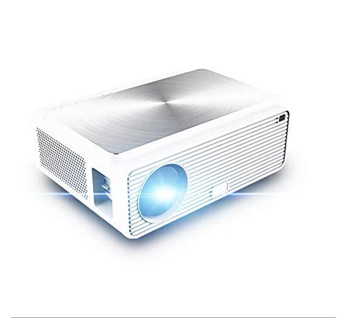 KICAFEE Proyector Full HD 1080P Proyector De Cine 4K AV Vga