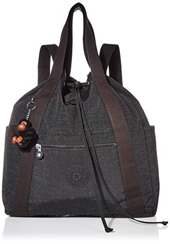 Kipling Women's Art Medium Backpack, True Black, One Size