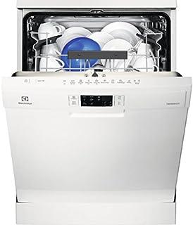 Electrolux ESF5533LOW lavavajilla Independiente 13 cubiertos A++ - Lavavajillas (Independiente, Blanco, Tamaño completo (60 cm), Blanco, Botones, 1,5 m)