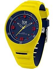 Ice-Watch - P. Leclercq Neon yellow - Gelbe Herrenuhr mit Silikonarmband - 018946 (Medium)
