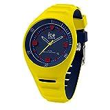 Ice-Watch - P Leclercq Neon Yellow - Montre Jaune pour Homme avec Bracelet en Silicone - 018946 (Medium)
