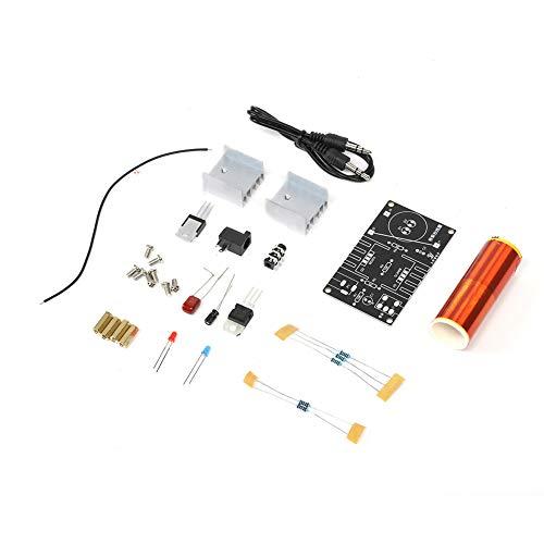 Raguso Bobina Tesla Profesional con Cable de Audio
