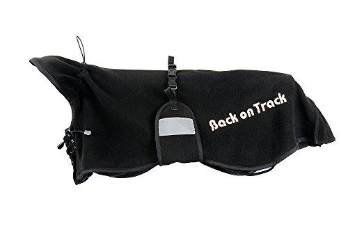 Back on Track Hundefleecemantel Supreme Fleecedecke für Hunde Größe wählbar (40 cm)