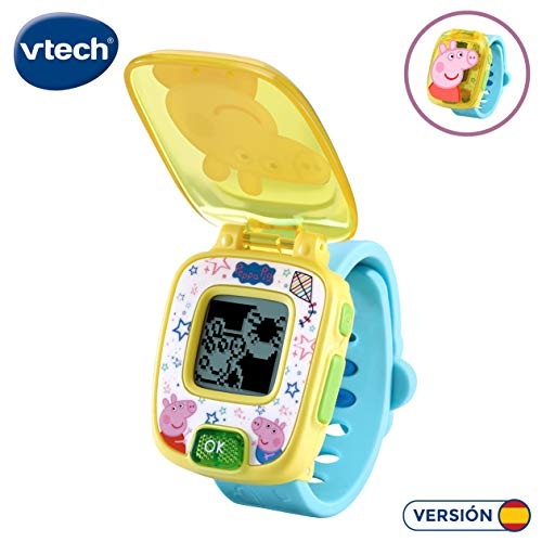VTech Reloj Peppa Pig Azul (3480-526067)