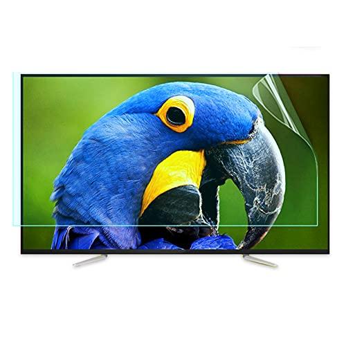 JHZDX Protector de pantalla antideslumbrante para TV, filtro de pantalla de luz azul, que alivia la tensión ocular de la computadora y te ayuda a dormir mejor 43 a 75 pulgadas, 49 pulgadas 1084 x 610