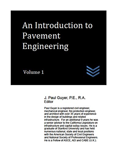 An Introduction to Pavement Engineering : Volume 1