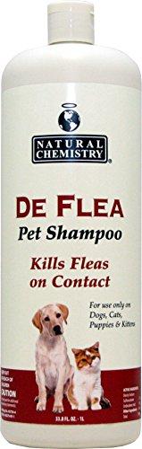 DeFlea Ready to Use Flea & Tick Shampoo for Dogs