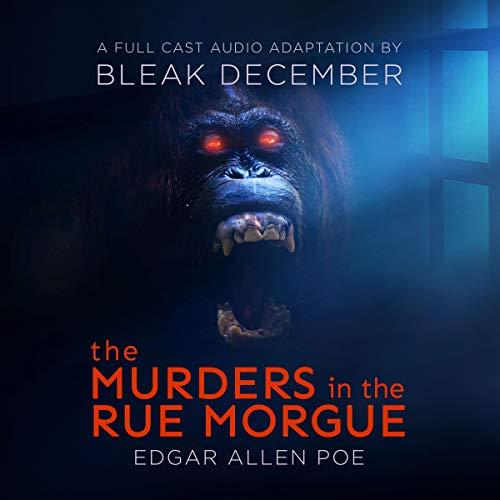 Page de couverture de The Murders in the Rue Morgue