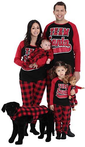 #followme Buffalo Plaid Dog Jacket Clothes for Dogs 6747-10195D-S