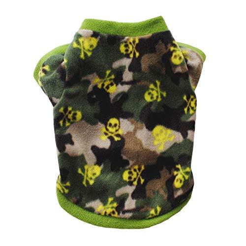 Ropa De Perro Abrigo Chaqueta Otoo Invierno Ropa para Perros para Perros Abrigo Camisa para Perros Chihuahua Yorkshire Ropa para Perros Disfraz Cachorro Gato Ropa para Mascot