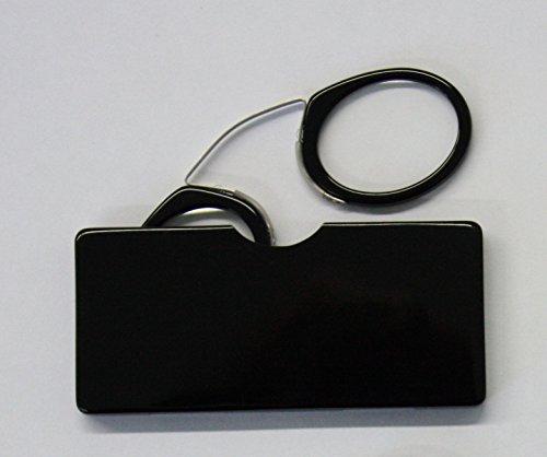 argus Lesebrille Kneifer im Taschenformat Mini Lesebrille +1,5 dpt +2,0 dpt +2,5 dpt