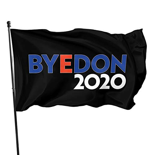 Larerh Byedon 2020 Biden Flag 3x5 Foot Durable and Fade Resistant,Perfect for Any Balcony Or Courtyard, Garden Decorative Banner