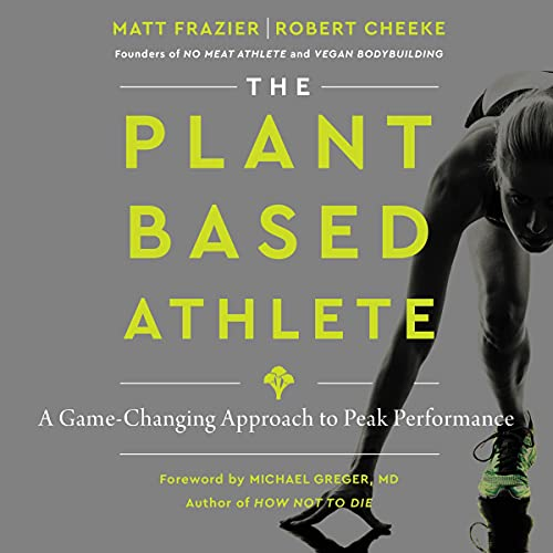 The Plant-Based Athlete Titelbild