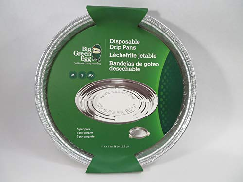 Big Green Egg Disposable Drip Pan XL