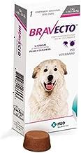 Antipulgas e Carrapatos Bravecto para Cães de 40 a 56kg - 1